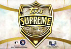 2014 Topps Supreme Baseball Factory Sealed Hobby Box - Brand New