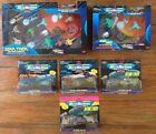 Micromachines Star Trek Galoob Limited edition vintage toy collection vessels