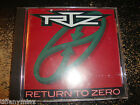 RTZ cd RETURN TO ZERO boston free US shipping,,,,