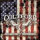 Declaration of Independence by Colt Ford (CD, Aug-2012, Average Joe's)