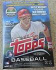 2014 Topps Series 1 Baseball Factory Sealed Blaster Box Walmart Exclusive