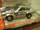 AUTO WORLD HOT ROD MAGAZINE Thunder Jet  ULTRA G   1974 Vega Pro HO Slot Car