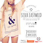 Siser Easyweed IRON ON Heat Transfer Vinyl 15 x 9 12 1351025 and 50 Yd