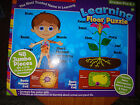 SCHOLASTIC human/plant cell learning floor puzzle 48 pieces - Pre-K