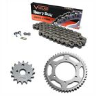 1996-2002 Honda CR80RB Expert Chain and Sprocket Kit - Heavy Duty