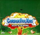 2015 Topps Garbage Pail Kids Stickers Factory Sealed Hobby Box
