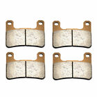 2002-2004 Ducati Monster 620 IE Sintered HH Front Brake Pads