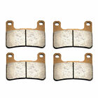 2000-2002 Ducati Monster 750 / IE Sintered HH Front Brake Pads