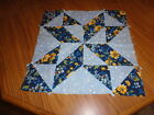 Clearance Rotary cutting template Twinkle Star Quilt 12 inch block easy