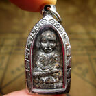 PHRA LP TUAD LP RAK WAT SUTTHAWAT THAI BUDDHA AMULET HOLY PROTECTION POWERFUL
