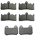 2000-2009 BMW K1200LT (ABS) Front & Rear Brake Pads