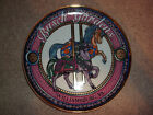 Rare Busch Gardens Collectable Series Limited Edition 1250/3000 plate 7 1/2