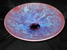 Paul Brown Porcelain Pottery, Crystalline Glaze, Hand Thrown BOWL  Fine Art