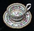Antique Paragon STAR MARK Tea Cup & Saucer INDIAN TREE PATTERN
