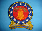 VIETNAM WAR PATCH US NAVY AIRCRAFT  CARRIER USS INDEPENDENCE CVA-62