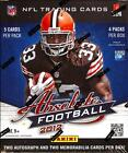 2012 Panini Absolute Memorabilia Football Factory Sealed Hobby Box
