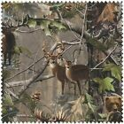 Real Tree Flannel Prints - Camouflage Moose Bear