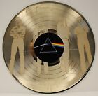 Pink Floyd LTD Edition Laser Etched Image LP Record Wall Art