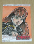 2015 Upper Deck Avengers: Age of Ultron Trading Cards 8