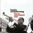 Louis Armstrong - Live In Amsterdam 1959 [CD New]