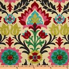 Waverly Santa Maria Desert Flower Floral Home Decor Fabric - 676122 IN STOCK