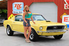 Ford  Mustang 1968 ford mustang 2 2 fastback 302 auto ps pb air condition great driver