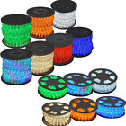 50 100 150 300 LED Rope Lights Home In Outdoor Christmas Holiday Decoration