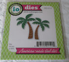 IMPRESSION OBSESSION STEEL DIE PALM TREES DIE191 E CARDS  SCRAPBOOKIN