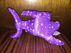 Purple Angler Beanie Fish Kelly Toy Sugarloaf Plush