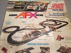 AFX Aurora Racing Grand Royal Peter Revson Slot Car Set-Vintage (1974?) original