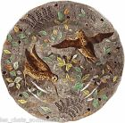 GIEN FRANCE, RAMBOUILLET, BECASSE (WOODCOCK) DINNER PLATE, NEW IN BOX