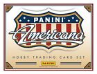 2015 PANINI AMERICANA TRADING CARDS HOBBY SEALED 10 BOX CASE - PRE-SALE!