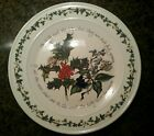Portmeirion Ivy and Holly Round Plate 12.5