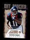 DEVIER POSEY 2012 SCORE HOT ROOKIES NATIONAL VIP ROOKIE RC #1 5 AC3277