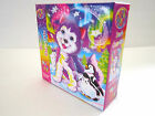 Lisa Frank Colorful Tikanni & Roary 45 Piece Puzzle New