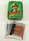 1981 Topps Indiana Jones Raiders of the Lost Ark Empty Box Full of Wax Wrappers