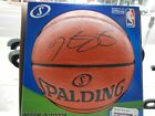Kevin Durant Autographed Spalding Baskeball PSA DNA Certified Authentic