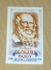 Unannounced 2015 Topps Allen & Ginter Mini Inserts Have a Healthy Focus 30
