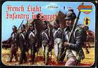 Strelets Models 1/72 NAPOLEONIC FRENCH LIGHT INFANTRY IN EGYPT Figure Set
