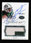 GENO SMITH 2014 PANINI FLAWLESS NY JETS PATCH JERSEY AUTOGRAPH AUTO #D 25 25 WOW