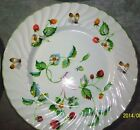 James Kent Old Foley Strawberry Butterflies Salad Plates Lot of 6 (Lot 2)