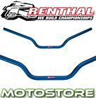 RENTHAL HANDLEBARS BLUE FITS DERBI TERRA ADVENTURE 125 2011