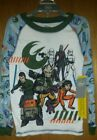 BOYS SIZE 6 STAR WARS Long Sleeve PJ SET FROM DISNEY STORE DIRECT - NWT