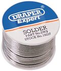 DRAPER 250G Reel of K60/40 Tin / Lead Solder Wire