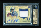 BGS 9.5 ANDREW LUCK 2012 TOPPS PLATINUM SUPERFRACTOR REFRACTOR PATCH AUTO RC 1 1