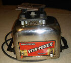 OriginalCommercial Vita Mixer Maxi 4000 BASE ONLY cosmetic rust works well