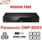 Panasonic DMP-BD93 Multi Region Free DVD Bu Ray Player