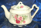 Antique Vintage Arthur Wood & Son Staffordshire England Porcelain Tea Pot!