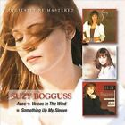Aces/Voices in the Wind/Something Up My Sleeve by Suzy Bogguss (CD, Aug-2013,...
