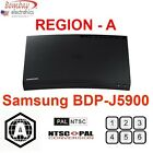 Samsung BD-J5900 Curved Region A Blu-Ray and All Multi Region Free DVD Player